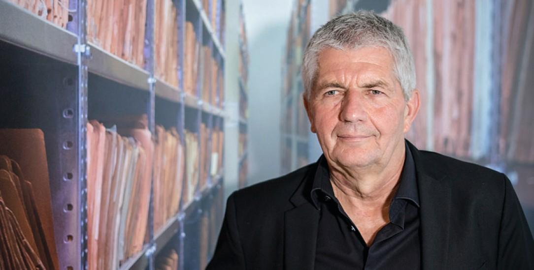 Bundesbeauftragter für die Stasi-Unterlagen: Roland Jahn (Foto: bstu/Mulders)