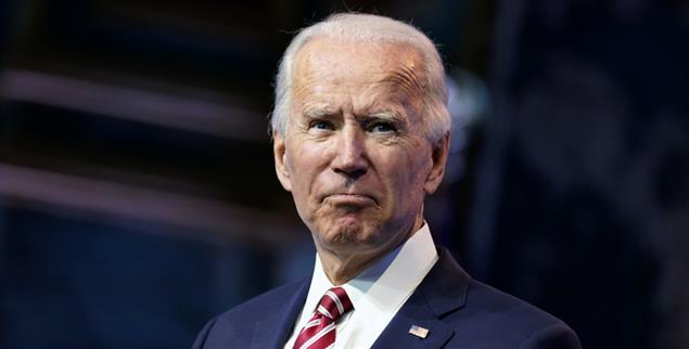 Joe Biden: Wie viel Hoffnung ist berechtigt? (Foto: pa/ap/Harnik)
