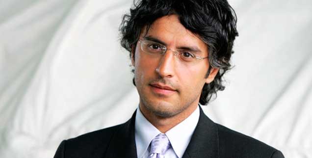 Reza Aslan: Sein Jesus ist ein politischer Rebell. (Foto: pa)