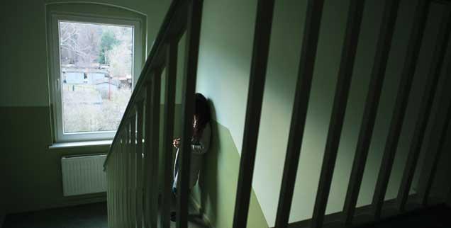 In einer therapeutischen Wohngruppe können Jugendliche, die in ihrer Familie Gewalt und Vernachlässigung erleben, Zuflucht finden (Foto: Zorn)