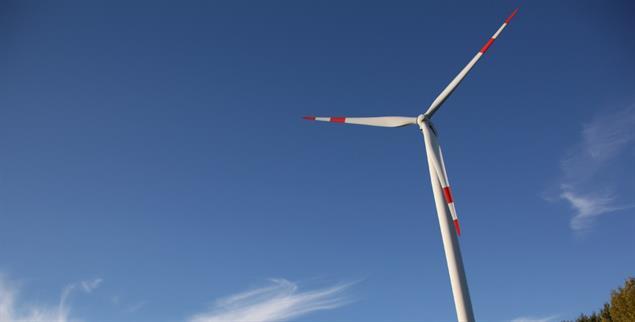 Zu wenig Windräder: Ihre Attraktivität könnte durch einen »Land-Cent« erhöht werden(Foto: Lutze)