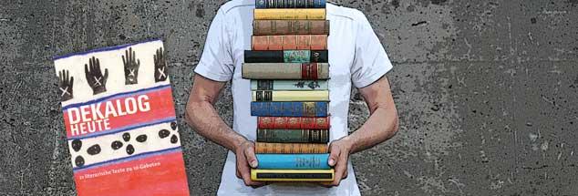 Dekalog heute: Aus einem ökumenischen Projekt wurde ein faszinierendes Buch (Foto: luxuz:.photocase.de)