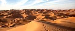 Die Wüstenväter im frühen Christentum setzten sich mit den eigenen Schatten und Ängsten auseinander und lernten, dass auch Scheitern einTeil ihres Weges sein kann, eine recht moderne Erkenntnis (Foto: peterstorch/photocase.de)