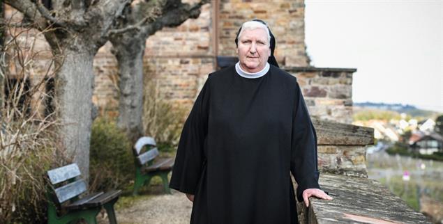 Ordensfrau ohne Scheuklappen: Schwester Philippa Rath (Foto: KNA)