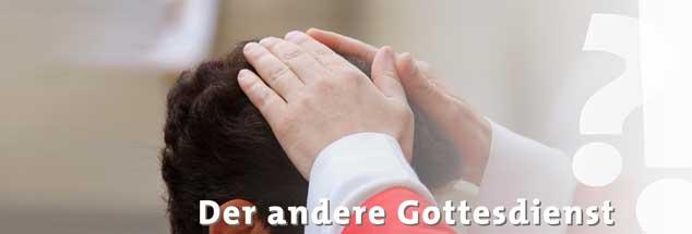 Dass sich Christen um Heilung bemühen, etwa durch Handauflegen,  ist eine urchristliche Tradition, schon Jesus habe geheilt, sagt die Wiesbadener Pfarrerin Rosemarie Wiegand, doch habe er die Heilung nicht nur auf den Körper bezogen, sondern Körper, Seele und Geist als Einheit gesehen (Foto: PA/Godong)