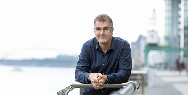 Der Autor Jürgen Wiebicke (Foto: © Bettina Fürst-Fastré)