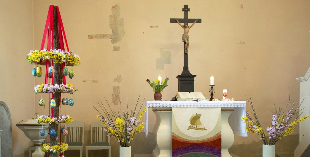 Messe oder Wortgottesdienst ohne Gemeinde? (Foto: epd/Zöllner)