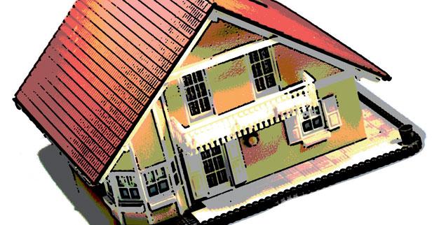 Wer ein Haus plant, kann was erleben: Pfarrer Fabian Vogt über seinen Immobilien-Rausch und eine heilsame Ernüchterung (Foto: vschlichting /Fotolia mod.)