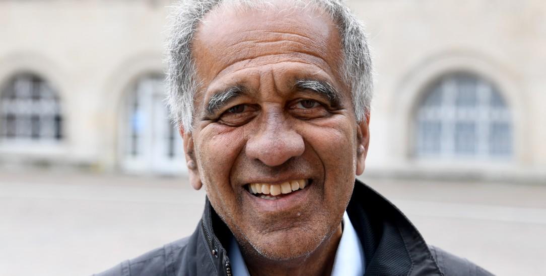 Hoffnungsvoll: Mojib Latif (Foto: pa/Rehder)
