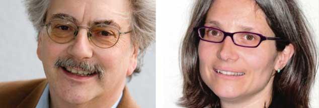 Brauchen wir eine Dienstpflicht für junge Frauen und Männer über 18? »Ja!«, sagt Wolfgang Kessler (links), »Nein!«, findet Andrea Teupke. (Fotos: privat)