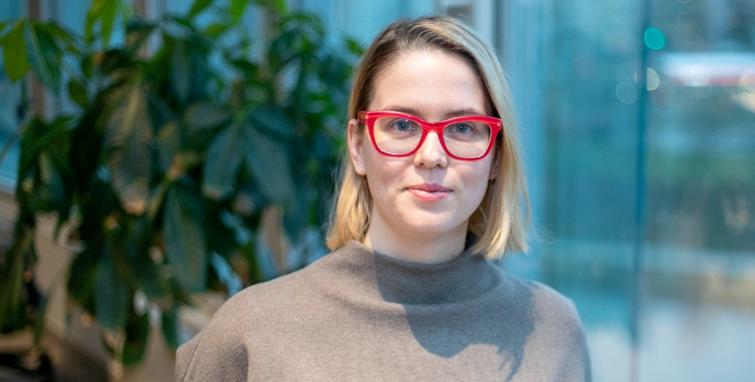 Katsiaryna Shmatsina musste Deutschland verlassen. Dabei hatte die Deutsche Botschaft sie zuvor als Expertin eingeladen. (Foto: Valdas Kopustas)