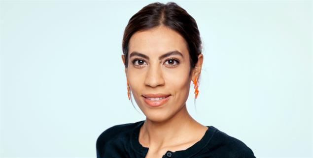 Die Journalistin Nemi El-Hassan (Foto: © WDR/Tilman Schenk)