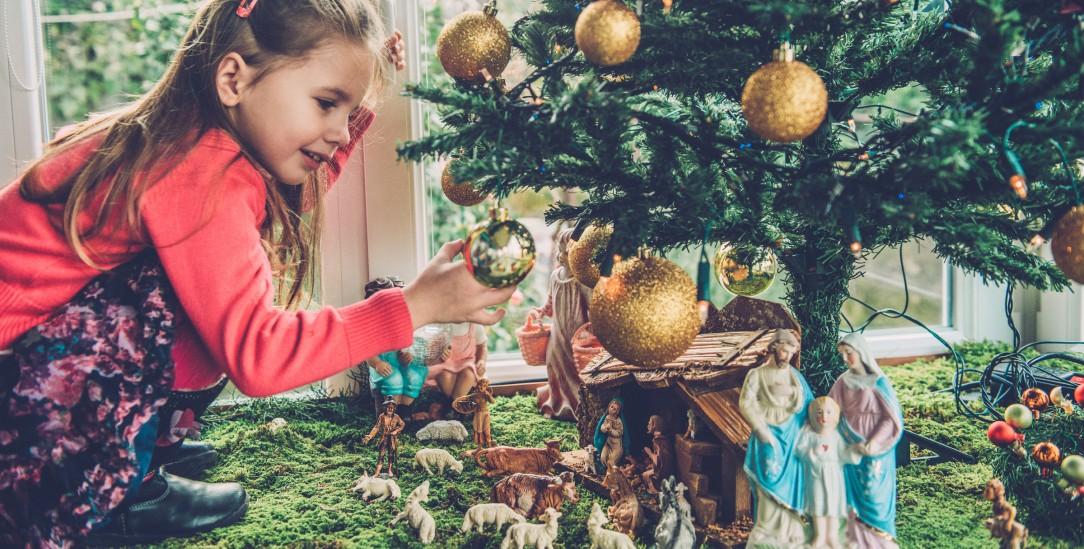 Traditionelle Weihnachtsbräuche: Brauchen wir das? (Foto: istockphoto/Ababsolutum)
