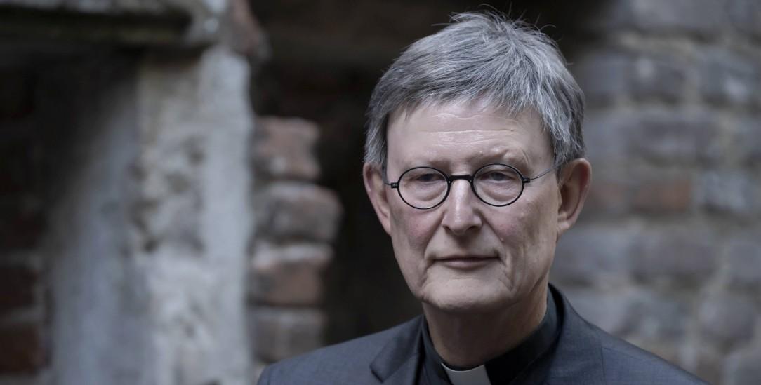 Trübe Tage für Kardinal Woelki: Das Versprechen von Transparenz wird unglaubwürdig. (Foto: pa/Ortmann)
