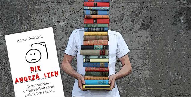 Buch des Monats: Anette Dowideit, »Die Angezählten«, Campus (Fotos: Campus; photocase)