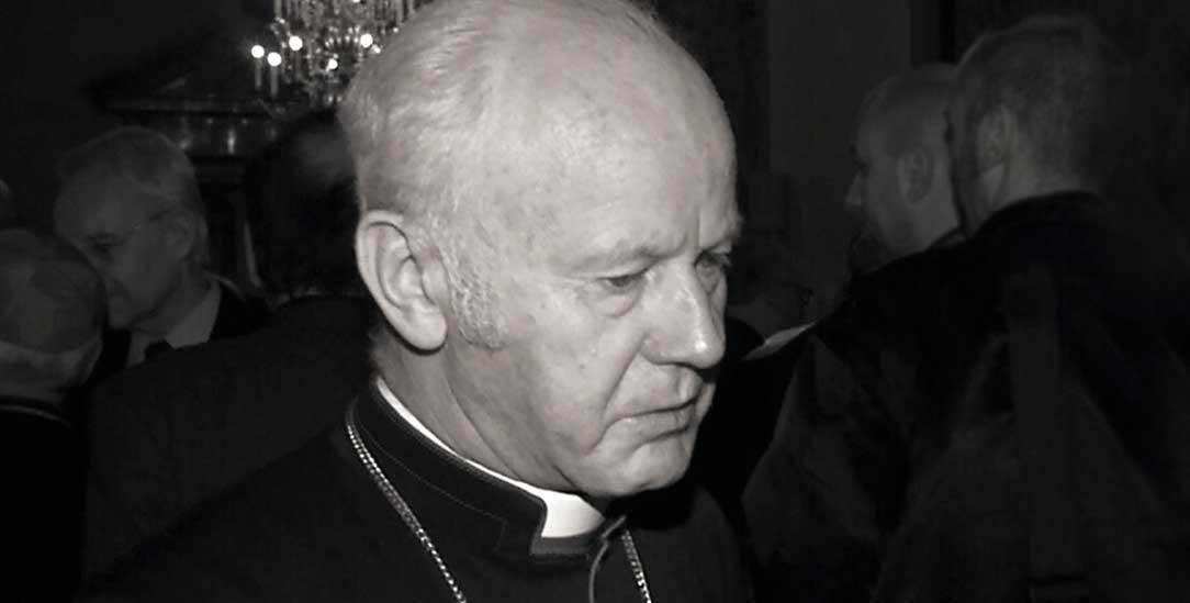 Bischof Emil Stehle (Foto: KNA)