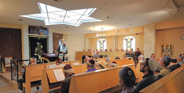 Jüdische Gemeinden in Deutschland: Mehr als neunzig Prozent sind Migranten aus Osteuropa (Foto: pa/Wüstneck)