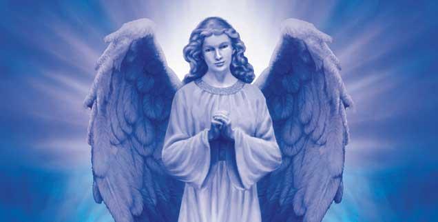 Engel im Licht: Die christliche Religion mit Dogmen, Priestern und Regeln ist vielen zu schwierig und unpersönlich, Engel, so kitschig sie manchmal daherkommen, sind dagegen immer offen für Bitten um Hilfe (Foto: shutterstock)