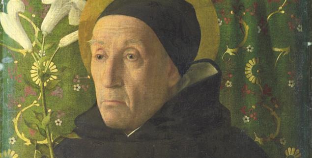Vordenker der Gottunmittelbarkeit: Meister Eckart (Foto: Heritage Images/Fine Art Images/akg-images)