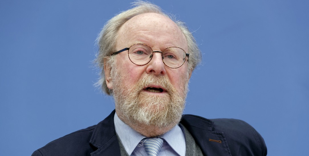 Wolfgang Thierse (Foto: pa/Heinrich)