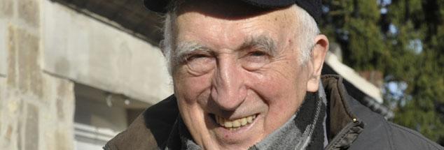 Leben für andere: Jean Vanier gründete die Arche, heute ist er neunzig Jahre alt (Foto: pa/REUTERS/Tom Heneghan)
