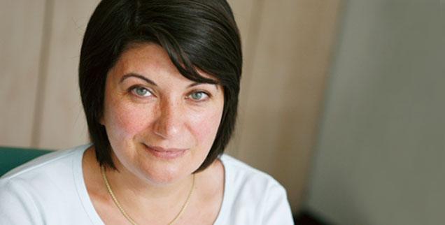Canan Topcu ist Journalistin und Autorin. Gerade orientiert sie sich beruflich neu.