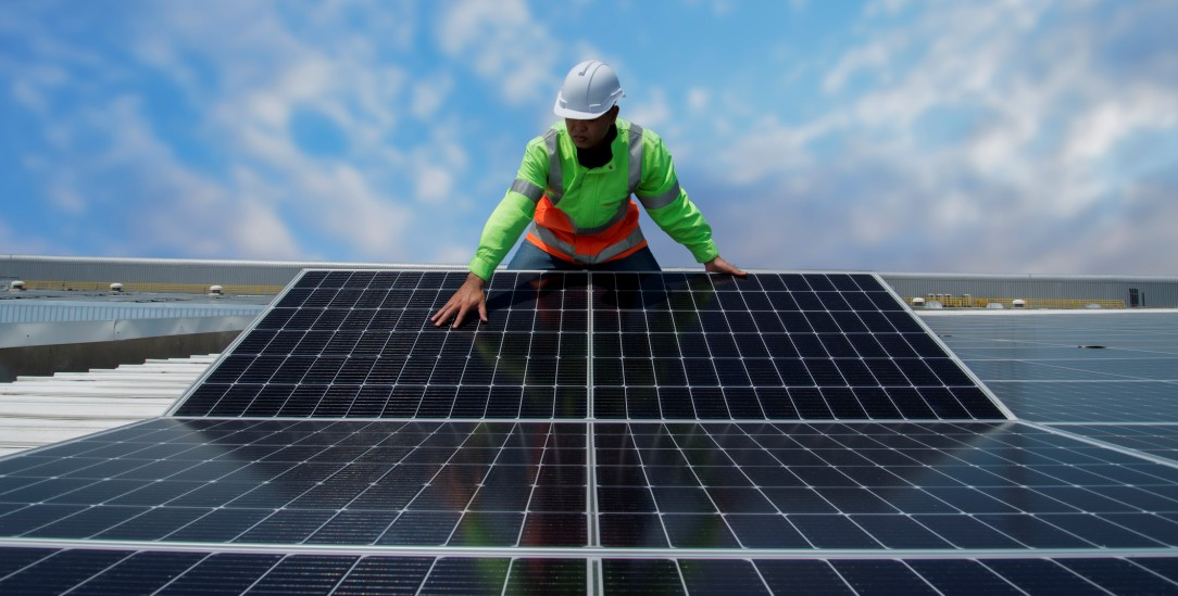 Die Energiewende kommt voran, auch dank Fotovoltaikanlagen (Foto: Getty Images/iStockphoto)