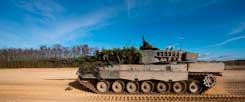 Panzer vom Typ Leopard 2 sollen nach Katar geliefert werden, obwohl das Land Berichten zufolge am Krieg in Jemen beteiligt ist. Diese und andere deutsche Rüstungsexporte werfen viele Fragen auf  (Foto: pa/Burgi)