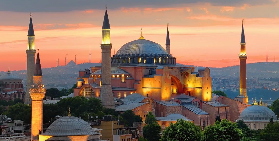 Neue Bestimmung: die Hagia Sophia (Foto: pa/Givaga/Shotshop)