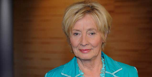 Die Politikerin Christine Bergmann über ihr christliches Selbstverständnis: »Wartet nicht, was andere Euch sagen!« (Foto: pa/Breuel-Bild/Reetz)