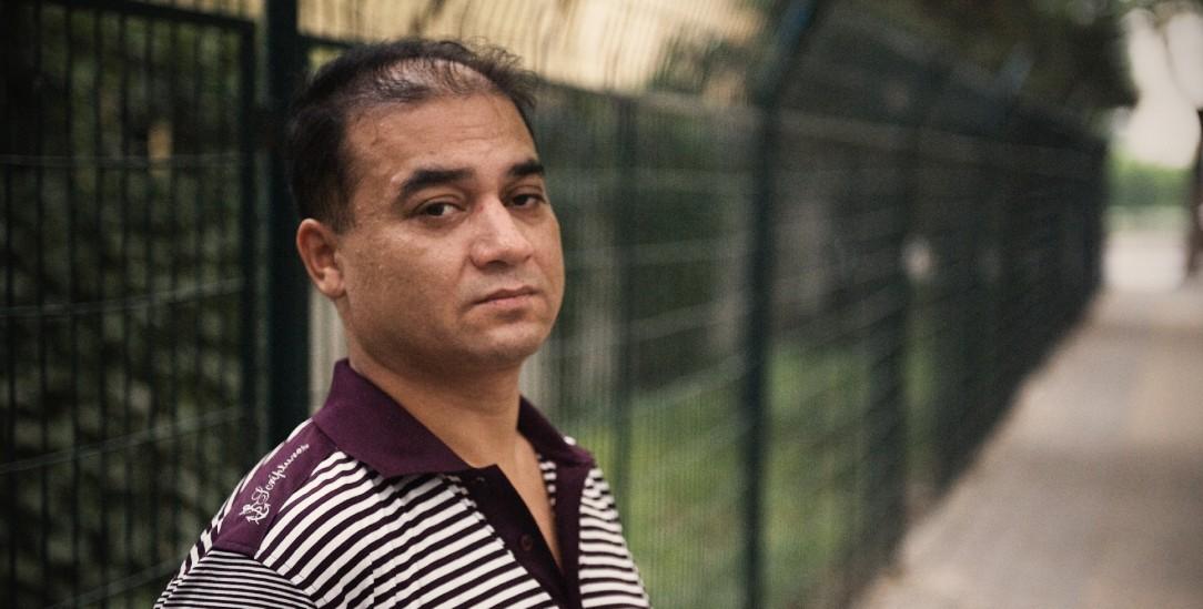 Für Versöhnung: der Uigure Ilham Toht (Foto: The New York Times/Redux/Laif)