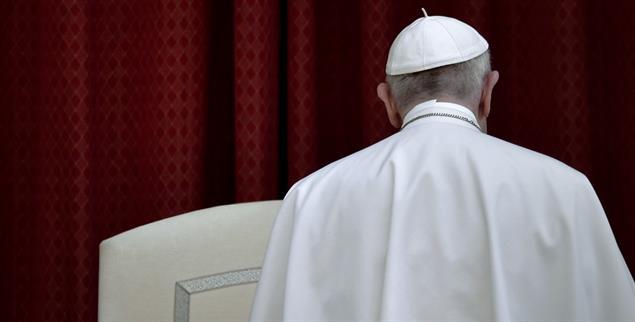 Nicht mehr undenkbar: ein Rücktritt des Papstes (Foto: pa/Spaziani)