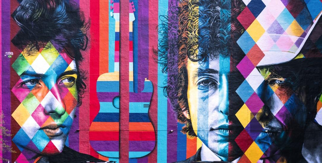 Lebende Legende: Bob Dylan (Foto: © Sharon Mollerus/Wikimedia)