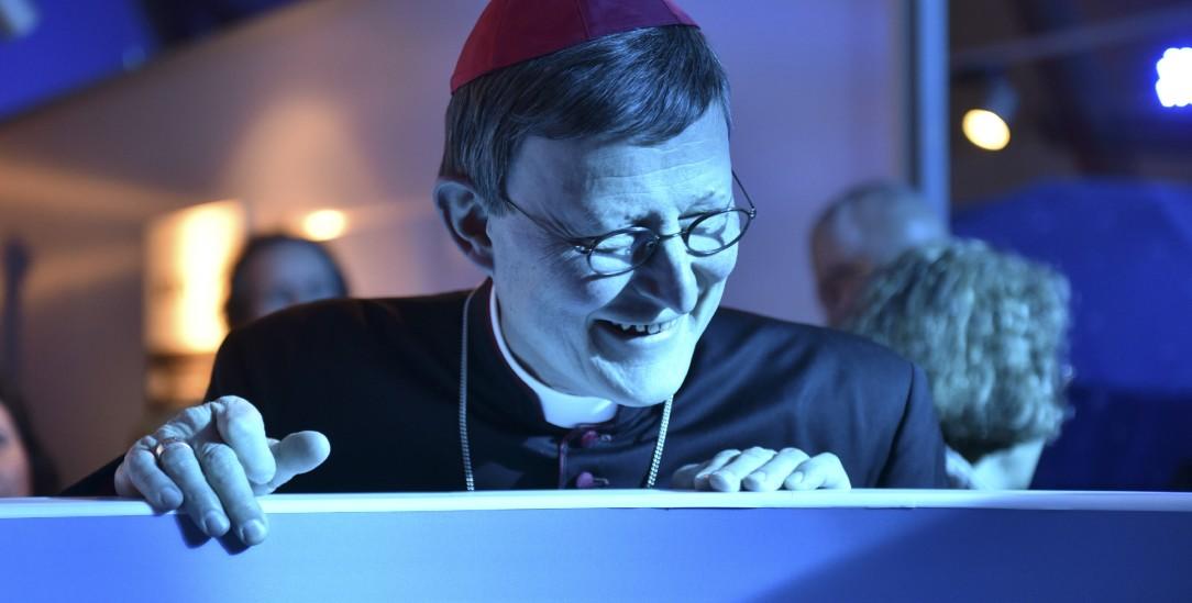 Kardinal Woelki: Mal sehen, wer als letzter lacht (Foto: KNA)