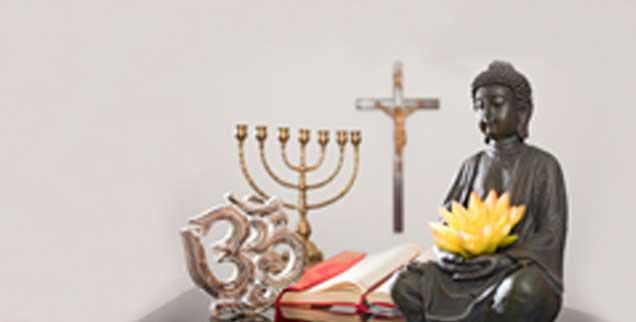 »Wir Christen müssen unsere Identitäten nicht in Abgrenzung von anderen Religionen, sondern im Dialog mit ihnen finden«, sagt Klaus von Stosch, der wichtigste Vertreter der Komparativen Theologie im deutschsprachigen Raum (Foto: epd/Neumann)