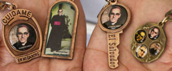 Oscar Romero, in Lateinamerika so populär wie kaum ein anderer Heiliger (Foto: pa/ap/Salvador Melendez)