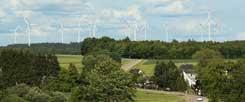 Wie viele Windräder in der Landschaft sind okay? Wichtig ist, vor dem Aufstellen der Anlagen vor Ort eine intensive Debatte zu führen (Foto: Lutze)