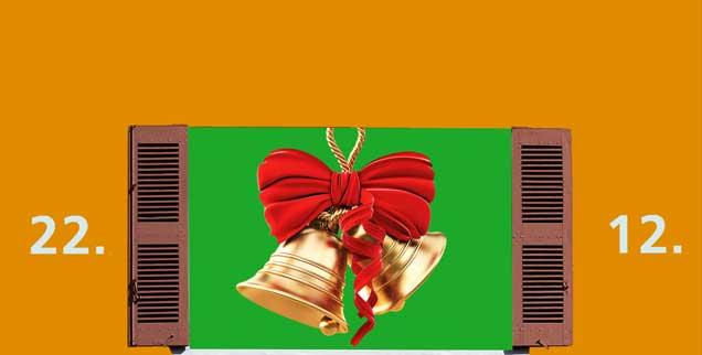 Kling Glöckchen, klingelingeling: Mit das Schönste an Weihnachten sind die Weihnachtslieder. Auch das Lied vom Dschungel-Bert. (Foto: istockphoto/dimdimich)