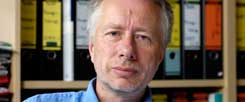 Der Sozialpädagoge und Buchautor Claus Fussek beschäftigt sich intensiv mit der Pflege in Deutschland (Foto: Schlaf)