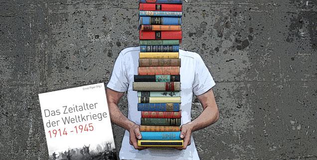 Als die Welt brannte: Norbert Copray bespricht den Text-Bild-Band »Das Zeitalter der Weltkriege 1914-1945« (Foto: luxuz:.photocase.de)