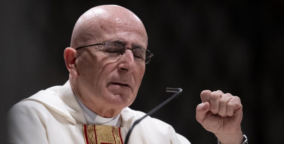 Neuer Bischof von Chur: Opus-Dei-Mann Joseph Bonnemain (pa/Keystone/Ehrenzeller)
