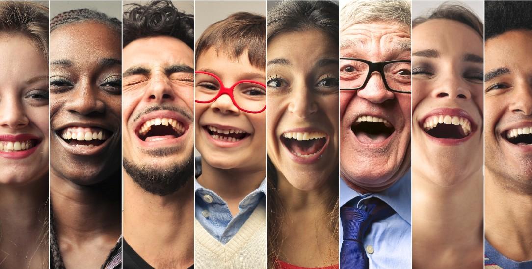 Lachen kann erlösend sein: Man erkennt, dass das, was ist, nicht alles ist. (Foto: iStock by Getty/bowie15)