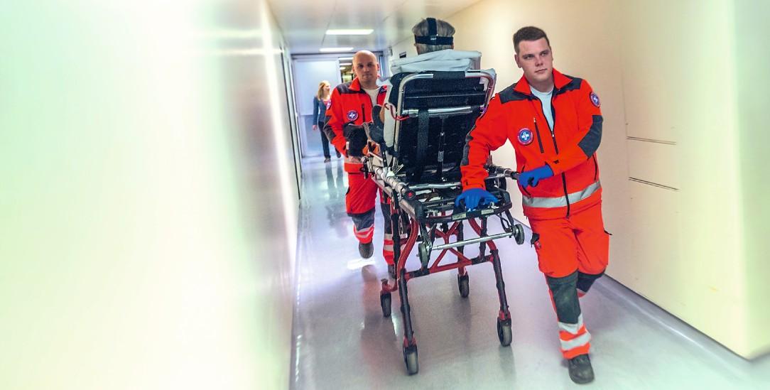 Krankenhäuser: Sind weniger mehr? (Foto: istockphoto/vm)