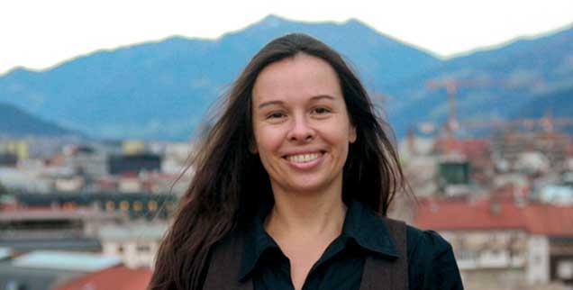 Wie findet der Mensch seinen Lebenssinn? Tatjana Schnell, Professorin am Institut für Psychologie der Universität Innsbruck mit dem Schwerpunkt empirische Sinnforschung, hat darüber geforscht (Foto: Wendy Hern)