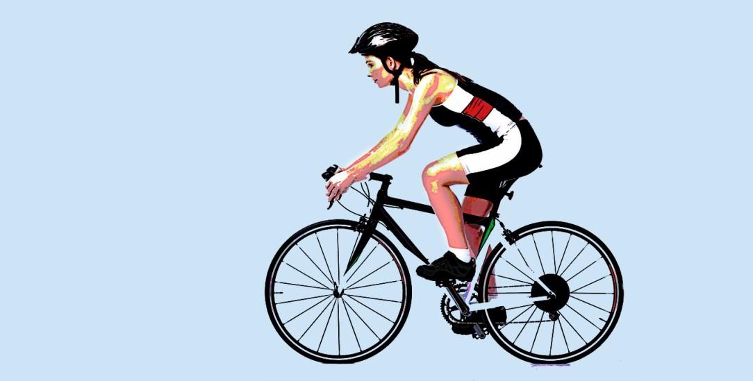 Rennradfahren: Bei keiner anderen Sportart verausgabt sich unsere Autorin derart gerne. Besonders, wenn sie auf Männer über Fünfzig trifft, die ungern von Frauen überholt werden... (Foto: istockphoto/RapidEye)