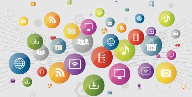 Online-Vielfalt, die am Ende einseitig genutzt wird: Warum greifen wir zum Beispiel auf die immer gleiche Suchmaschine zurück? Monopol-Bildung im Internet ist das Gegenteil von demokratisch.  (Foto: cifotart/thinkstock/gettyimages.de)
