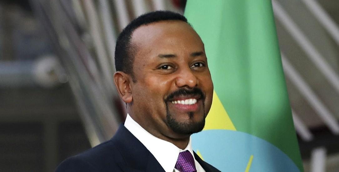 Reformer im Eiltempo: Der äthiopische Ministerpräsident und Friedensnobelpreisträger Abiy Ahmed (Foto: pa/Francisco Seco)