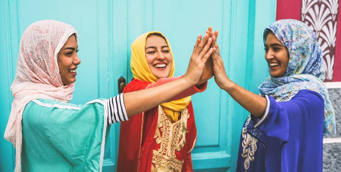 Frauen in Marokko schaffen sich Freiräume (Foto: istockphoto/Alessandro Biascioli)