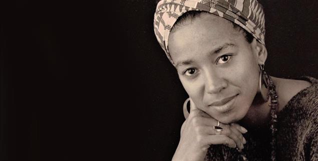 Dichterin, Pädagogin, Aktivistin: May Ayim (1960-1996) (Foto: Dagmar Schultz)