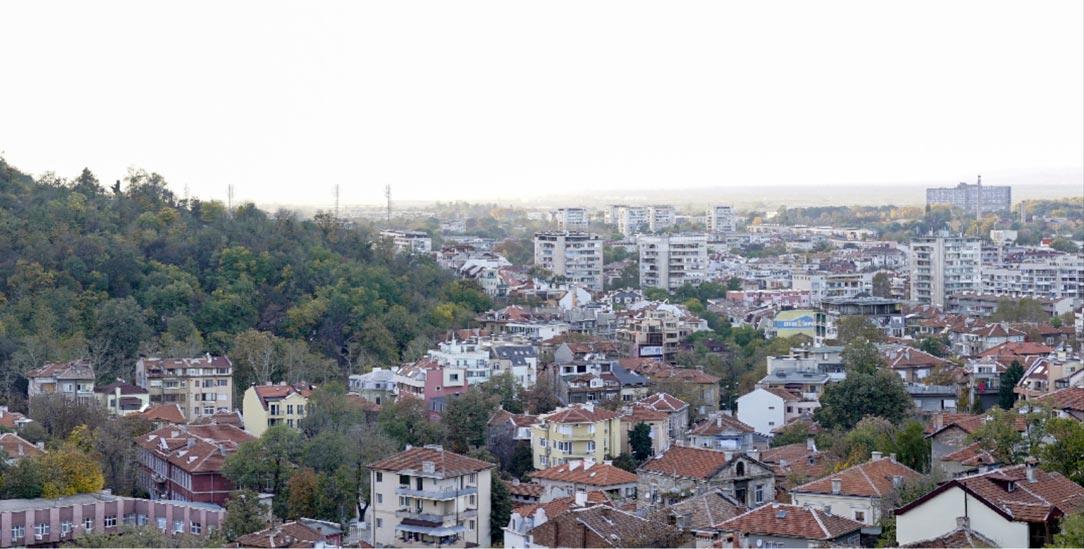 Kulturhauptstadt Plovdiv: Geburtsort der Künstlerin Martina Vachev, die zu Zeit im im Essener Folkwang-Museum ausstellt (Foto: pa/dpa/Robert B. Fishman)